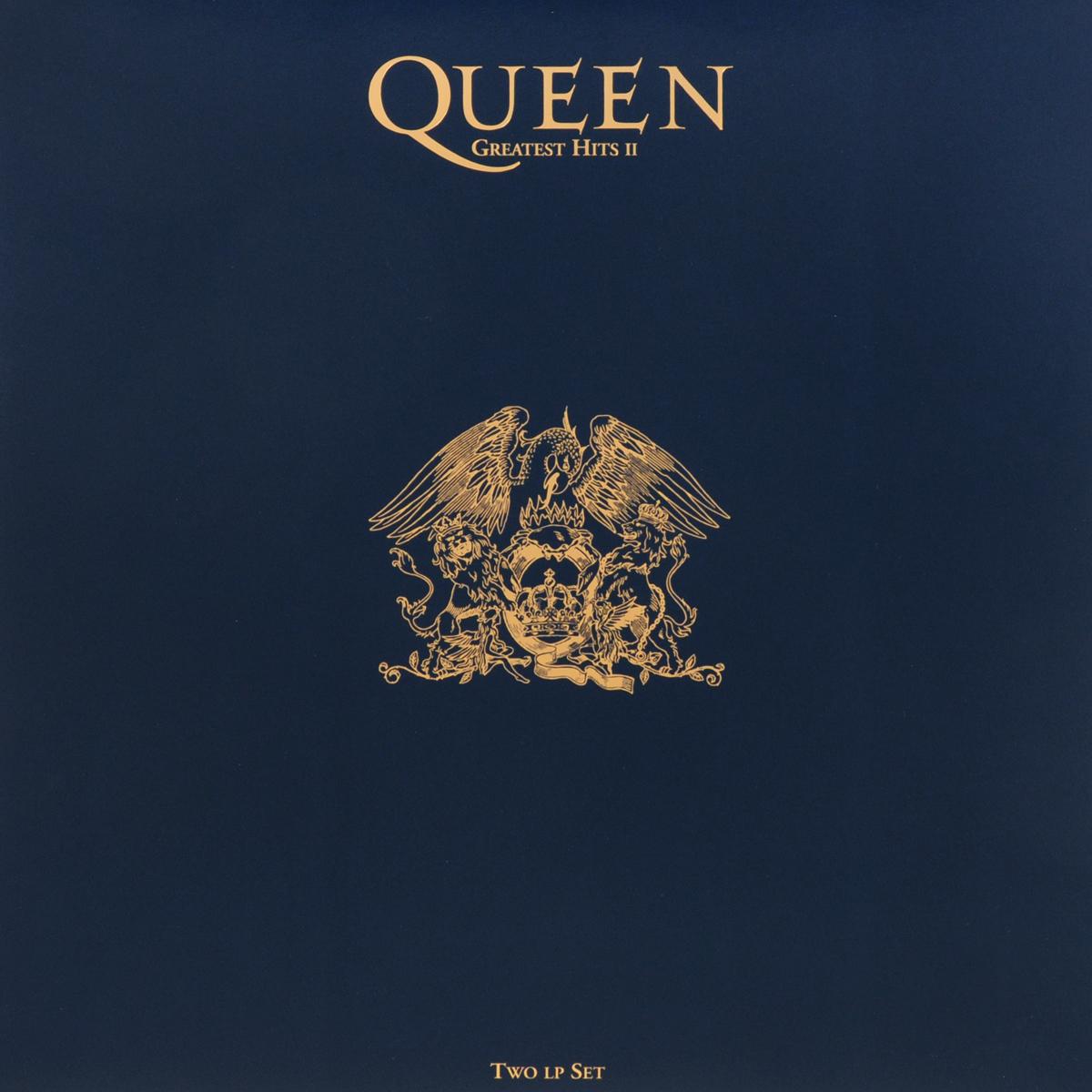 Queen Queen. Greatest Hits II (LP) queen queen queen lp