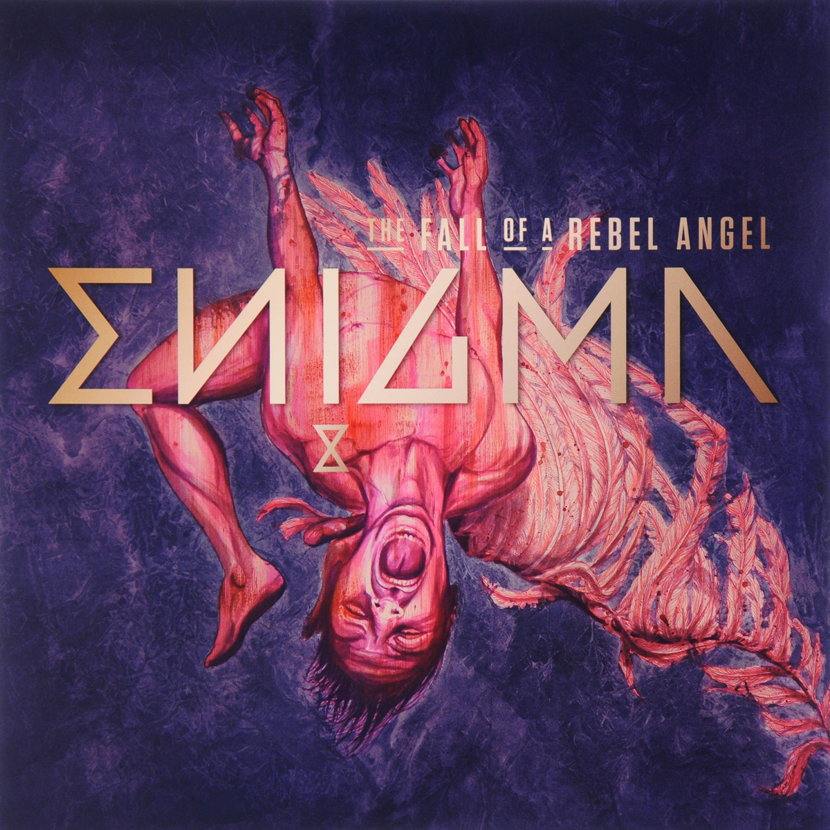Enigma Enigma. The Fall Of A Rebel Angel (LP) enigma enigma the platinum collection 2 cd