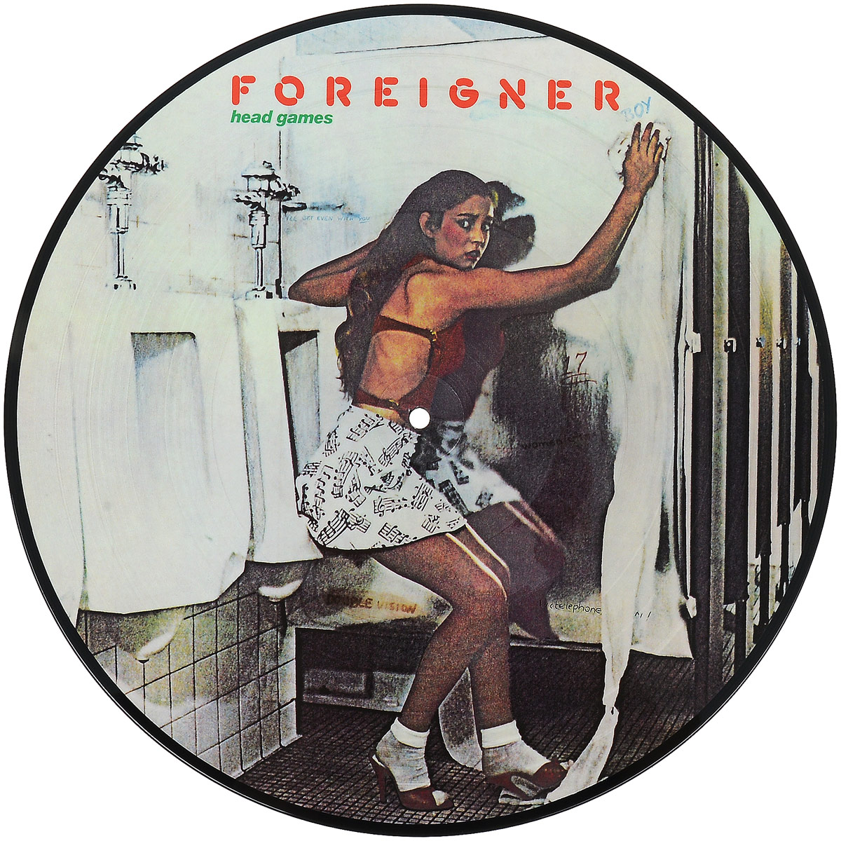 Foreigner Foreigner. Head Games. Limited Edition (LP) foreigner foreigner 40