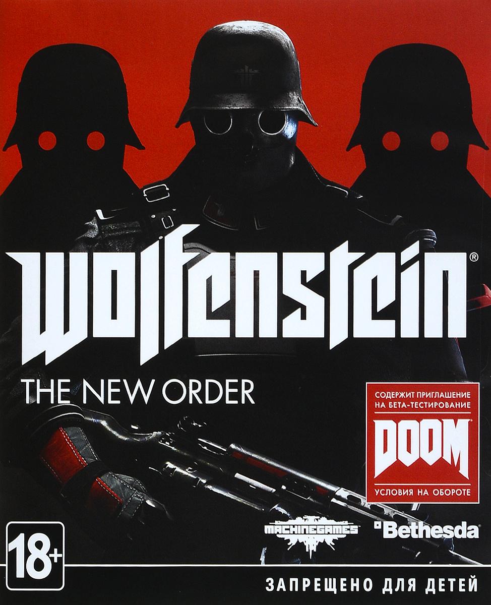 Wolfenstein: The New Order (Xbox One) коврик для мышки printio wolfenstein the new order