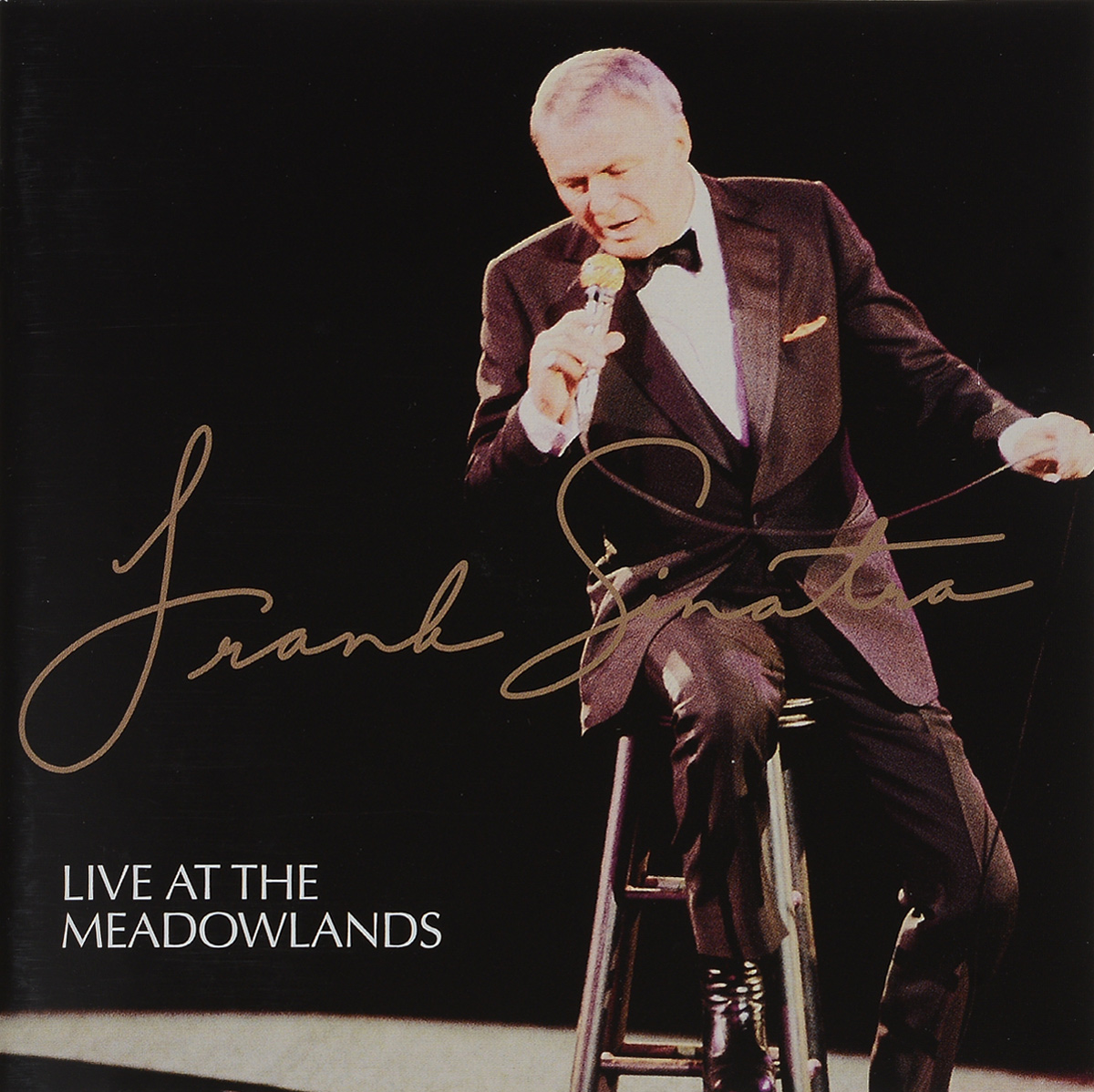 Фрэнк Синатра Frank Sinatra. Live At The Meadowlands