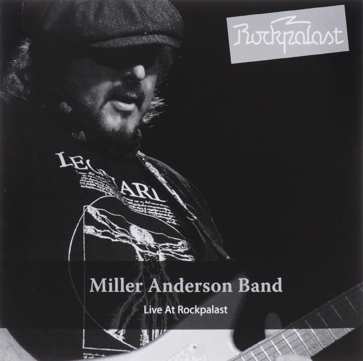 """""""Miller Anderson Band"""" Miller Anderson Band. Live At Rockpalast"""