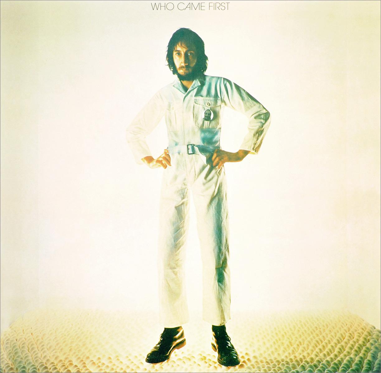 купить Пит Тауншенд Pete Townshend. Who Came First. Limited Edition (LP) онлайн