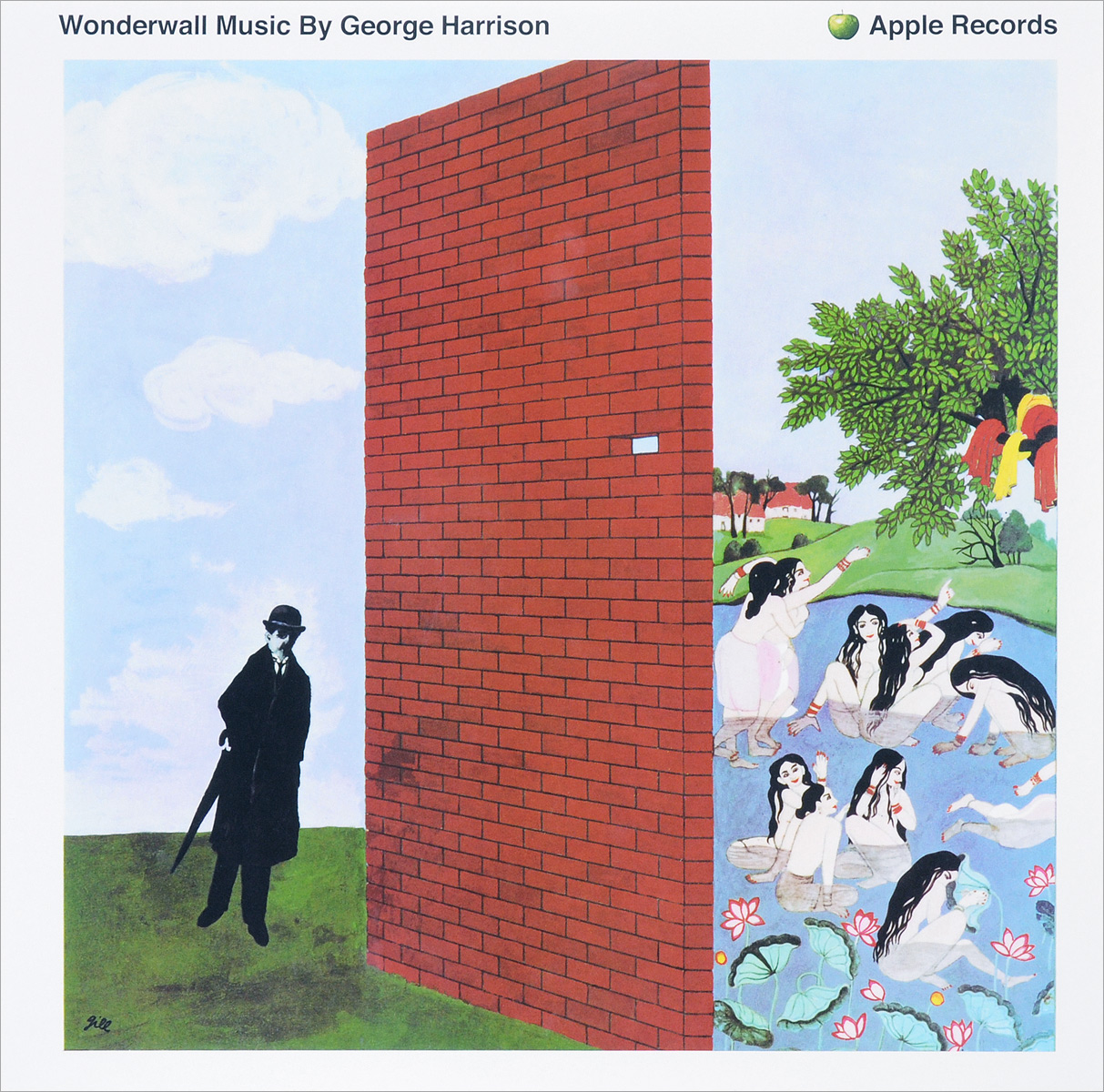 Джордж Харрисон George Harrison. Wonderwall Music (LP) george harrison george harrison wonderwall music
