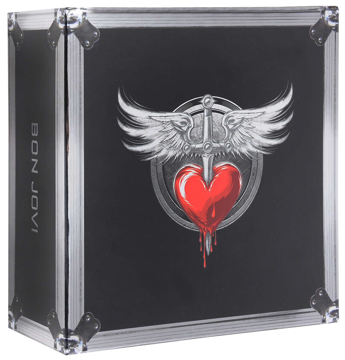 Bon Jovi,Джон Бон Джови Bon Jovi. The Albums. Limited Edition (25 LP) santana 3 2 lp