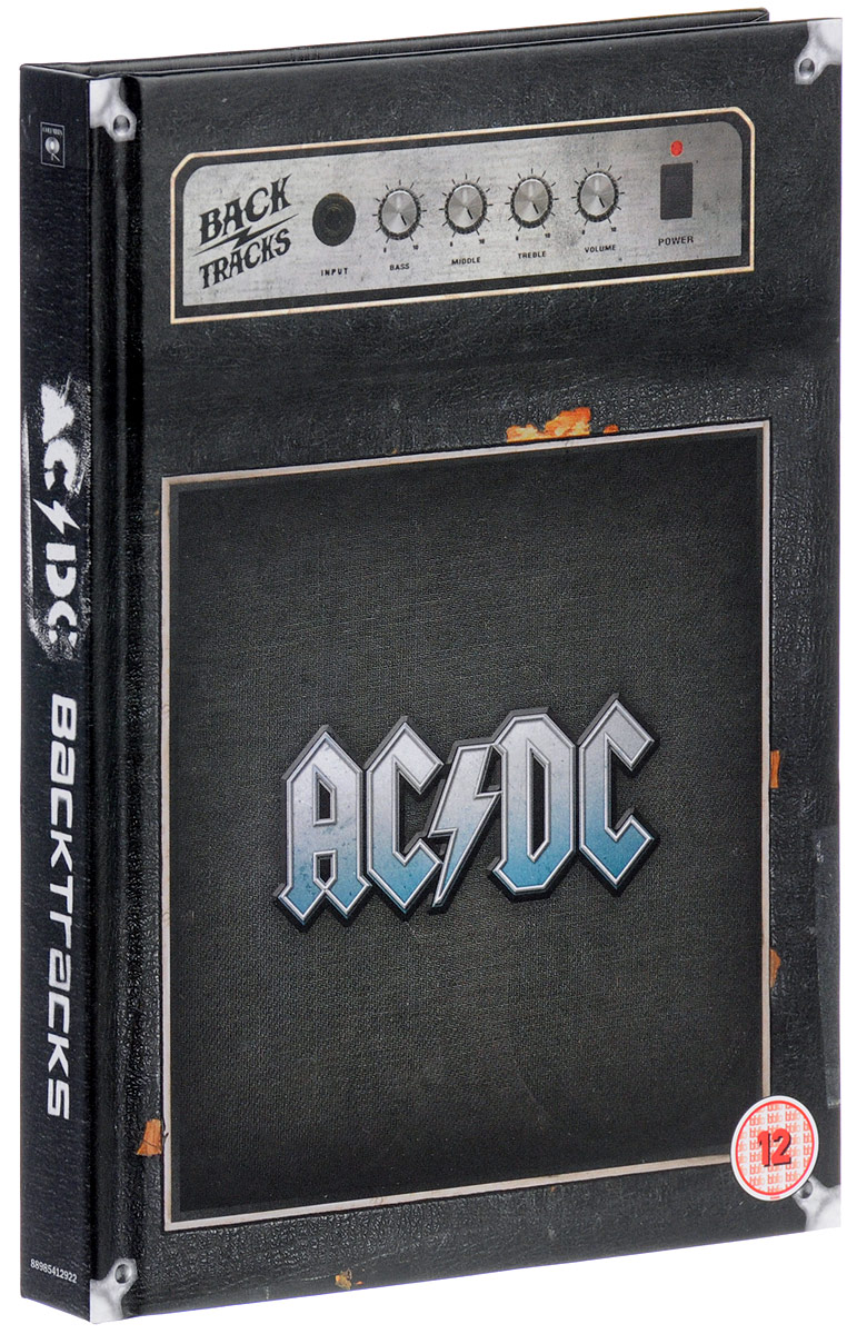 """AC/DC"" AC/DC. Backtracks (2 CD + DVD)"