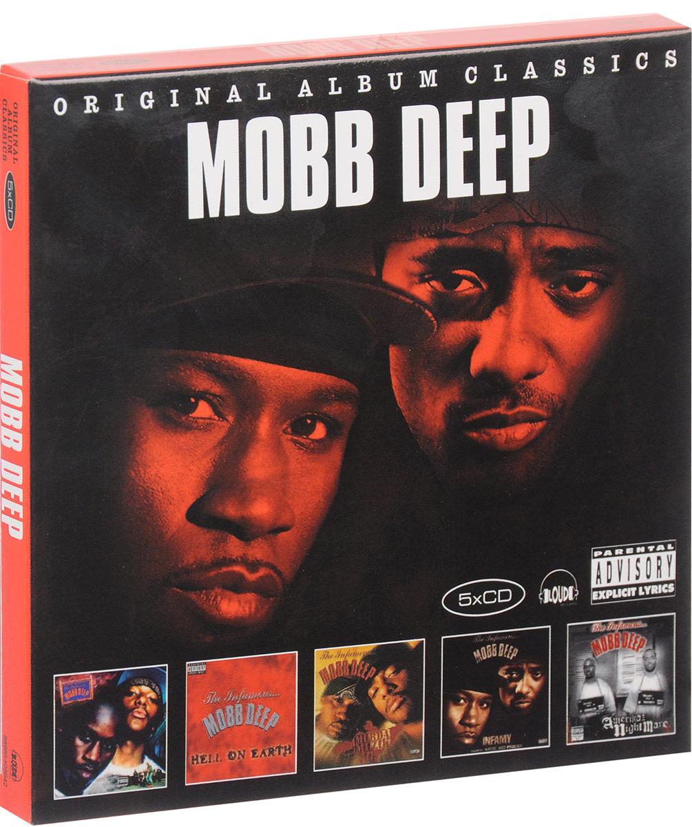 """Mobb Deep"" Mobb Deep. Original Album Classics (5 CD)"