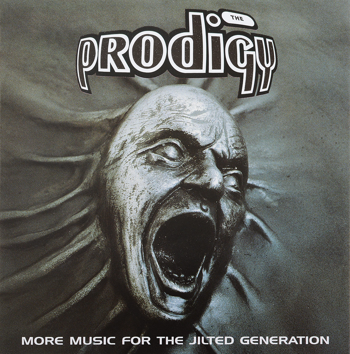 """""""The Prodigy"""" The Prodigy. More Music For The Jilted Generation (2 CD)"""