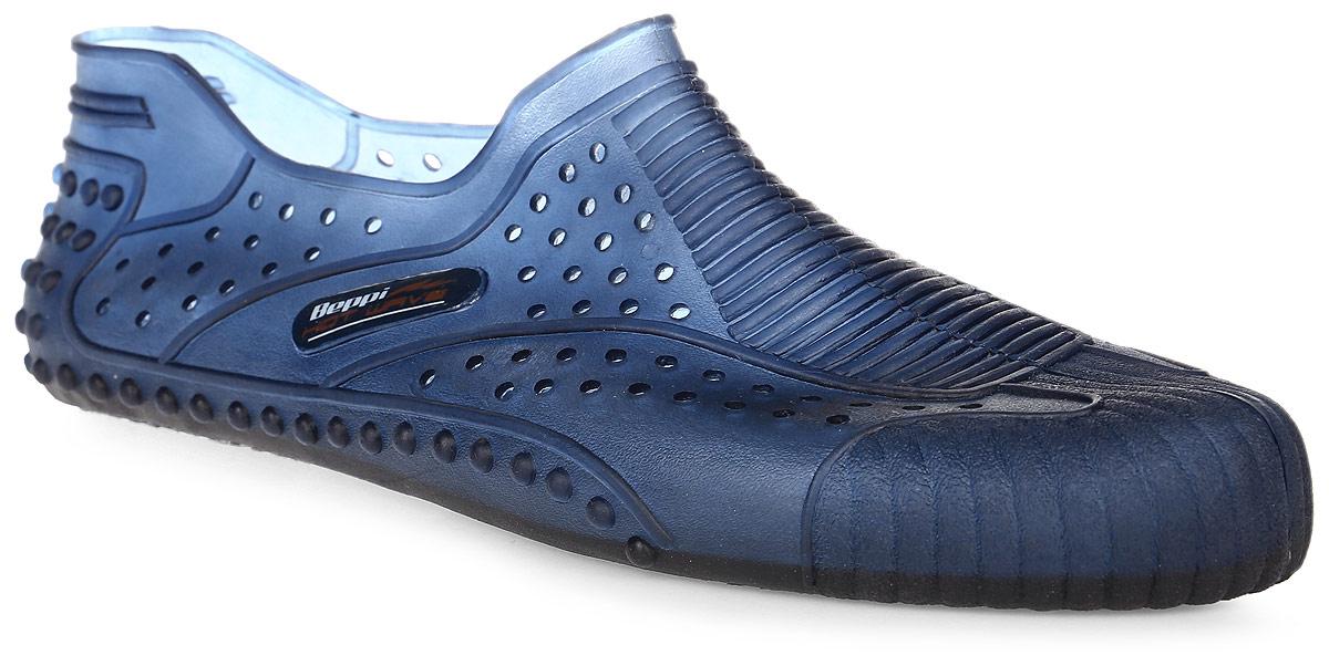 Обувь для кораллов мужская Beppi, цвет: синий. 2155280. Размер 402155280Обувь для кораллов Beppi предназначена для пляжного отдыха, плавания в открытой воде, а также для любых видов водного спорта. Модель выполнена гибкой безопасной резины с практичными отверстиями. Резиновая подошва удобна и защищает ступни ног при хождении по каменистому дну, а также от горячего песка при хождении по пляжу. Аквашузы очень легкие и быстро сохнут.