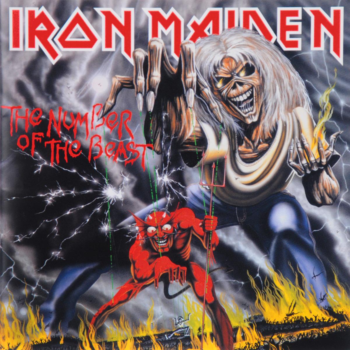 цена на Iron Maiden Iron Maiden. Number Of The Beast (ECD)
