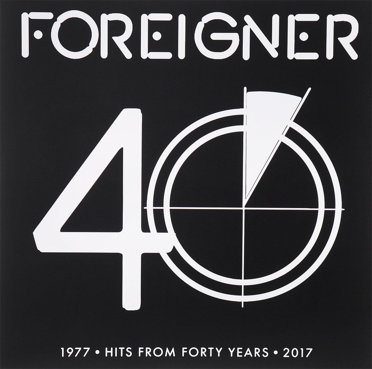 Foreigner Foreigner. 40 (2 LP) foreigner foreigner 40