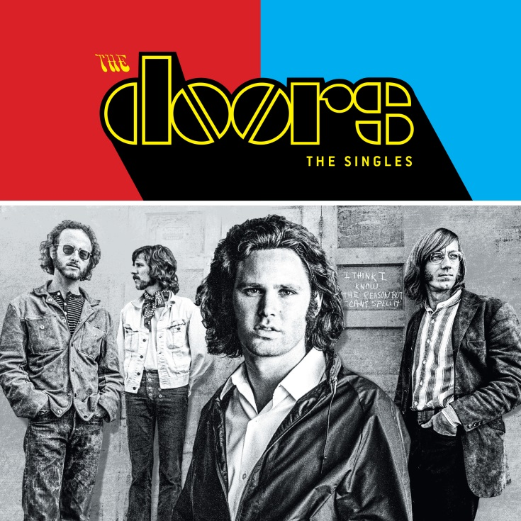 """The Doors"" The Doors. The Singles (2 CD + Blu-Ray)"