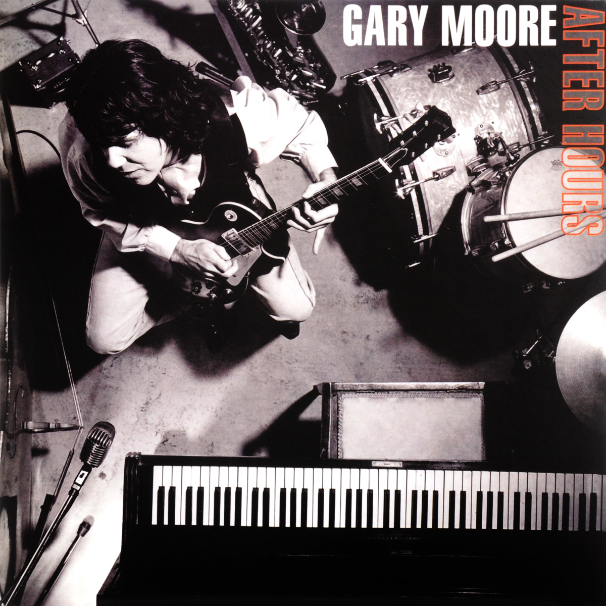 Гэри Мур Gary Moore. After Hours (LP) gary moore gary moore after hours