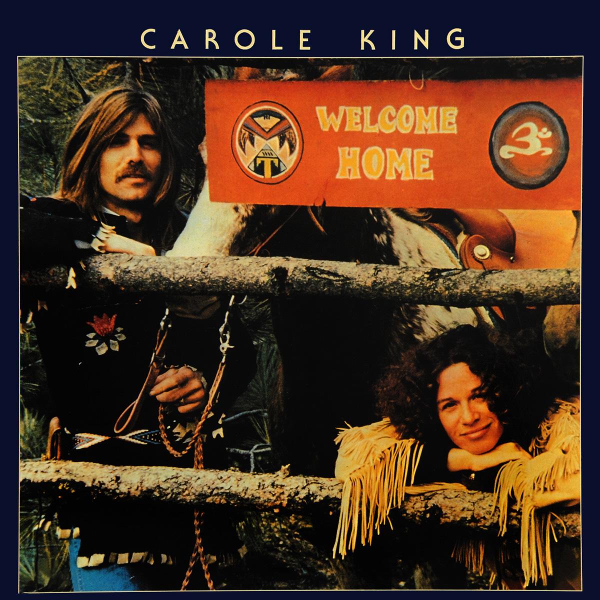 Кэрол Кинг Carole King. Welcome Home (LP) carole king carole king her greatest hits