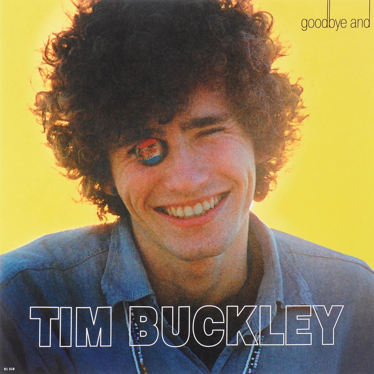 Тим Бакли Tim Buckley. Goodbye And Hello (LP) виниловая пластинка buckley tim goodbye and hello 50th anniversary mono mix