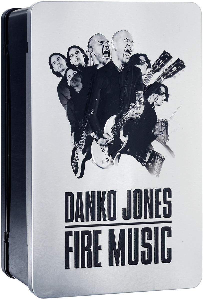 """""""Danko Jones"""" Danko Jones. Fire Music (2 CD)"""