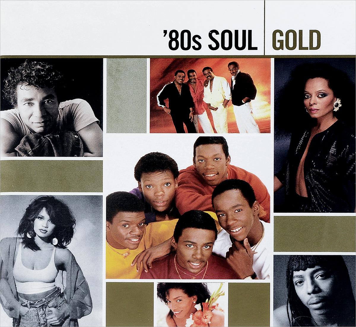 80s Soul. Gold (2 CD)