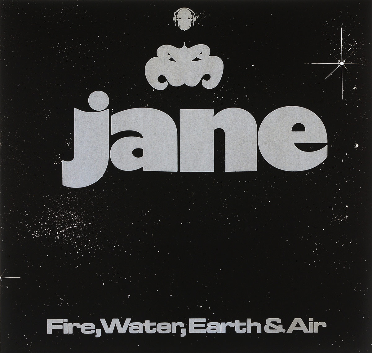 Jane Jane. Fire, Water, Earth & Air (LP) earth and fire earth