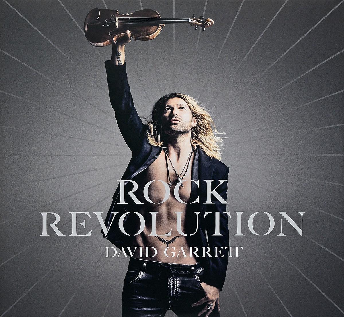 Дэвид Гарретт David Garrett. Rock Revolution (2 LP)