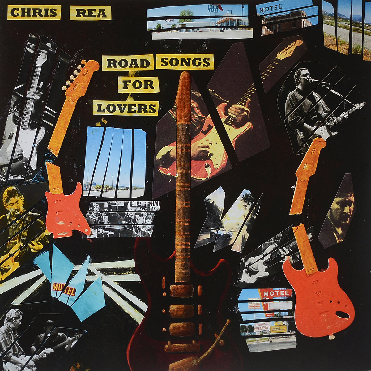 Крис Ри Chris Rea. Road Songs For Lovers (2 LP)