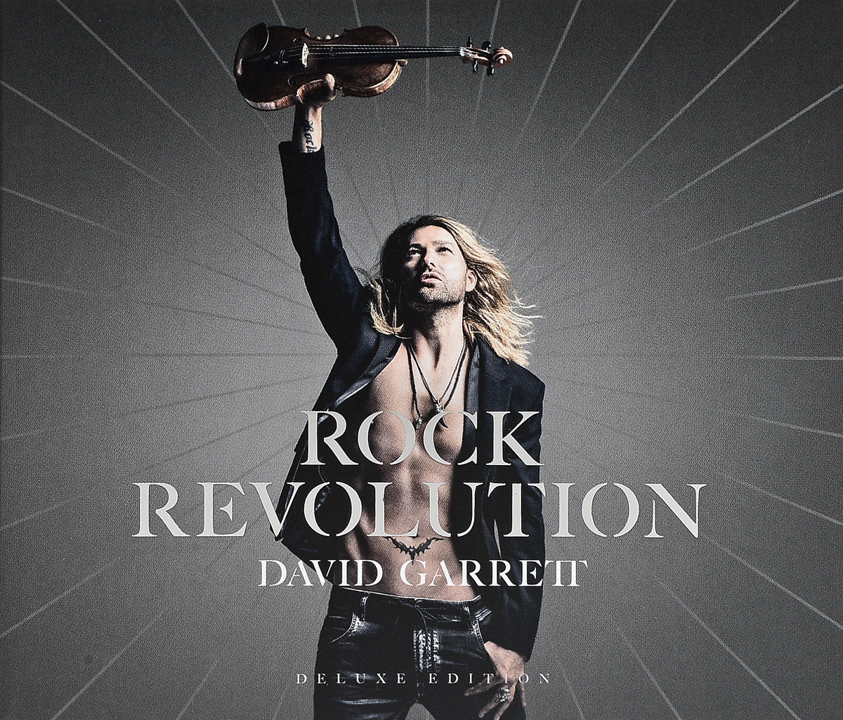 Дэвид Гарретт David Garrett. Rock Revolution (2 CD)