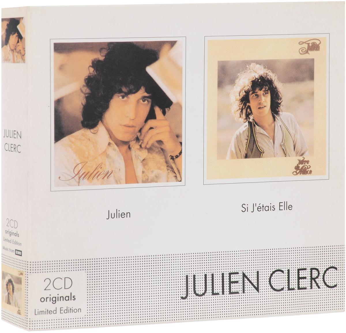 Жульен Клерк Julien Clerc. Terre De France (2 CD)
