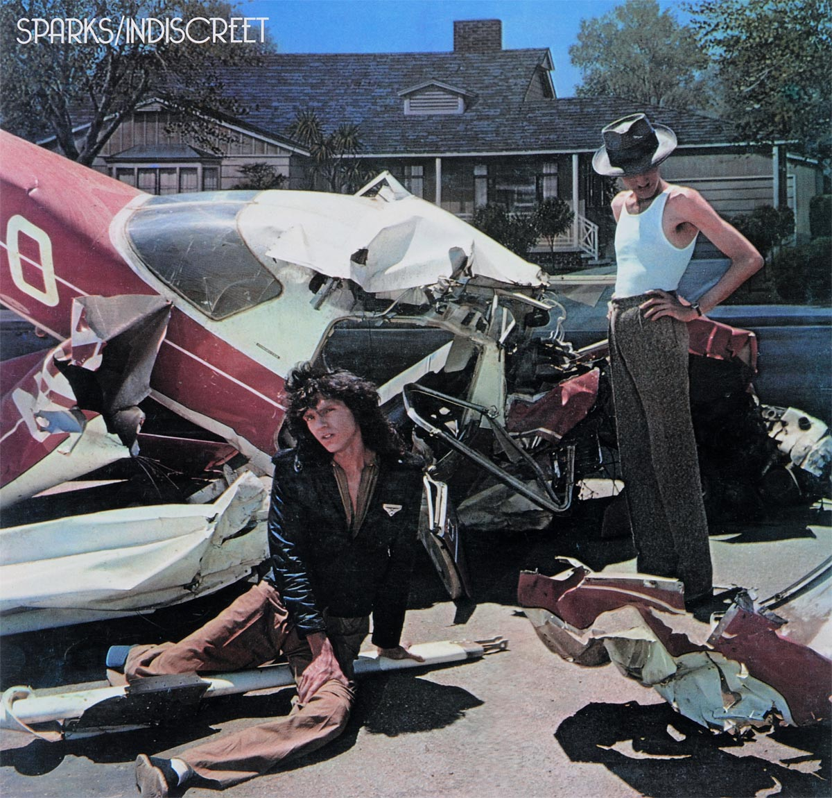 Sparks Sparks. Indiscreet (LP) fm indiscreet 25 live