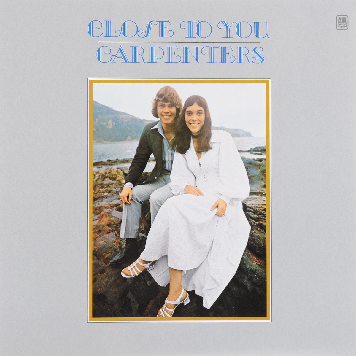 """The Carpenters"" Carpenters. Close To You (LP)"