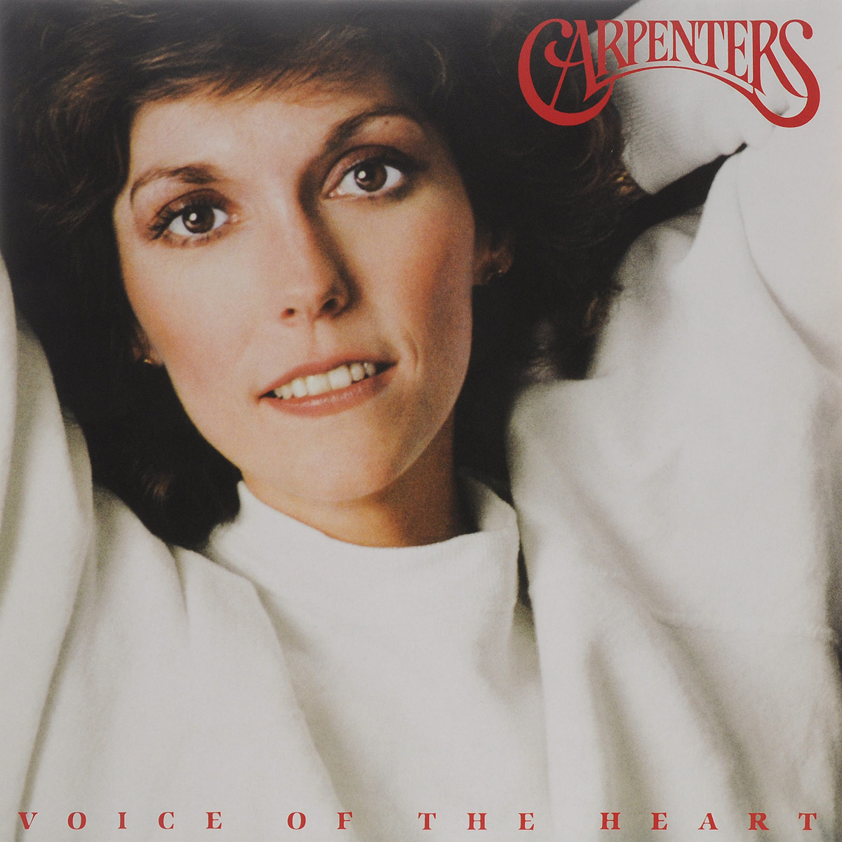 The Carpenters Carpenters. Voice Of The Heart (LP) the carpenters carpenters now