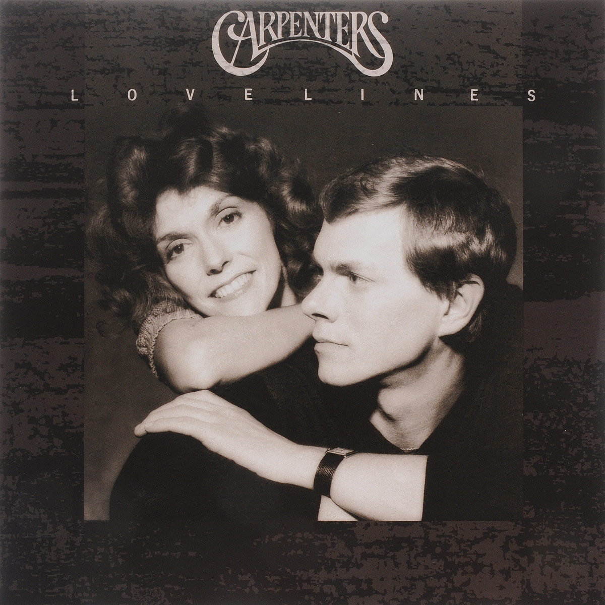The Carpenters Carpenters. Lovelines (LP) the carpenters carpenters now