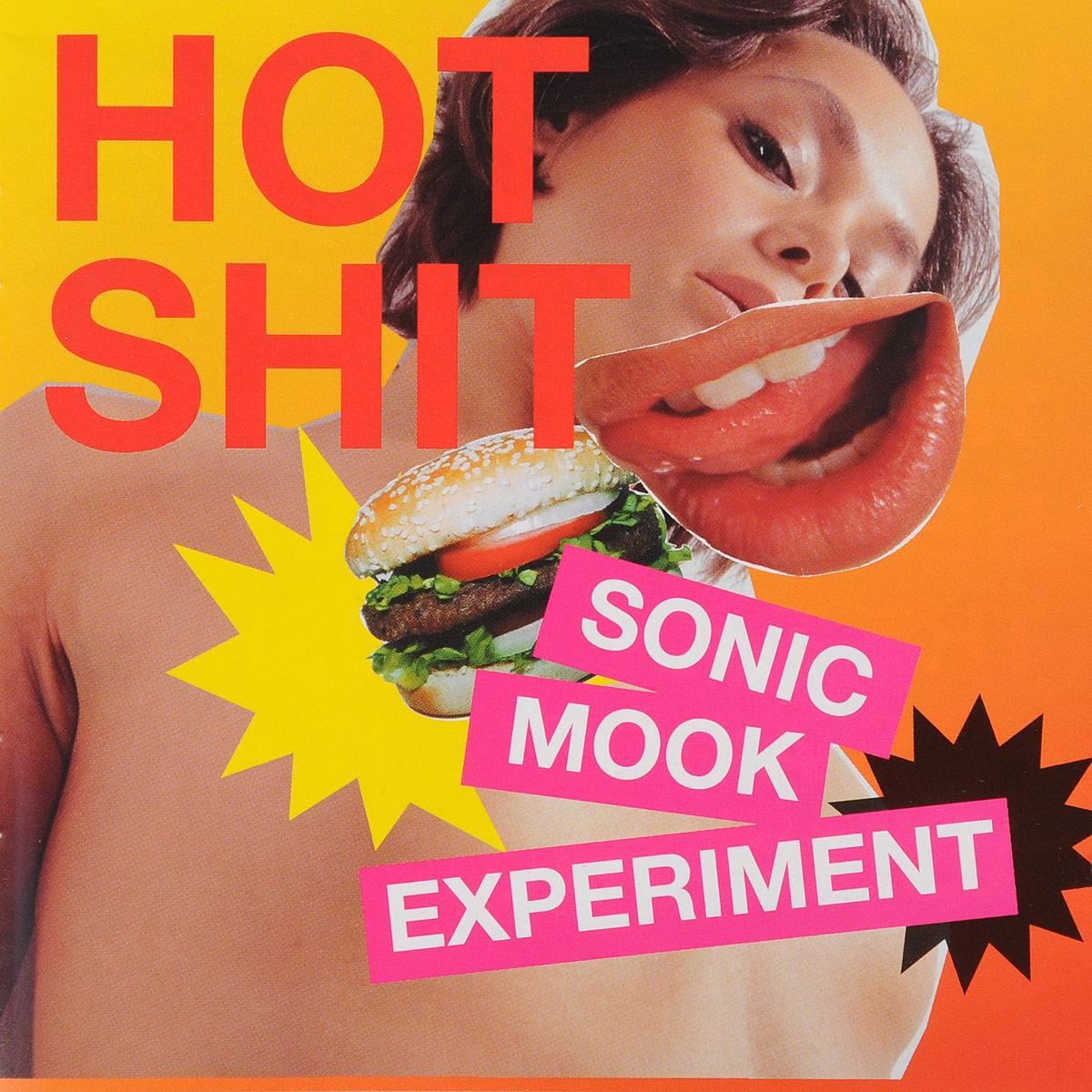 Sonic Mook 3. Hot Shit origami пазл для малышей с наклейками сказочные приключения 4 в 1