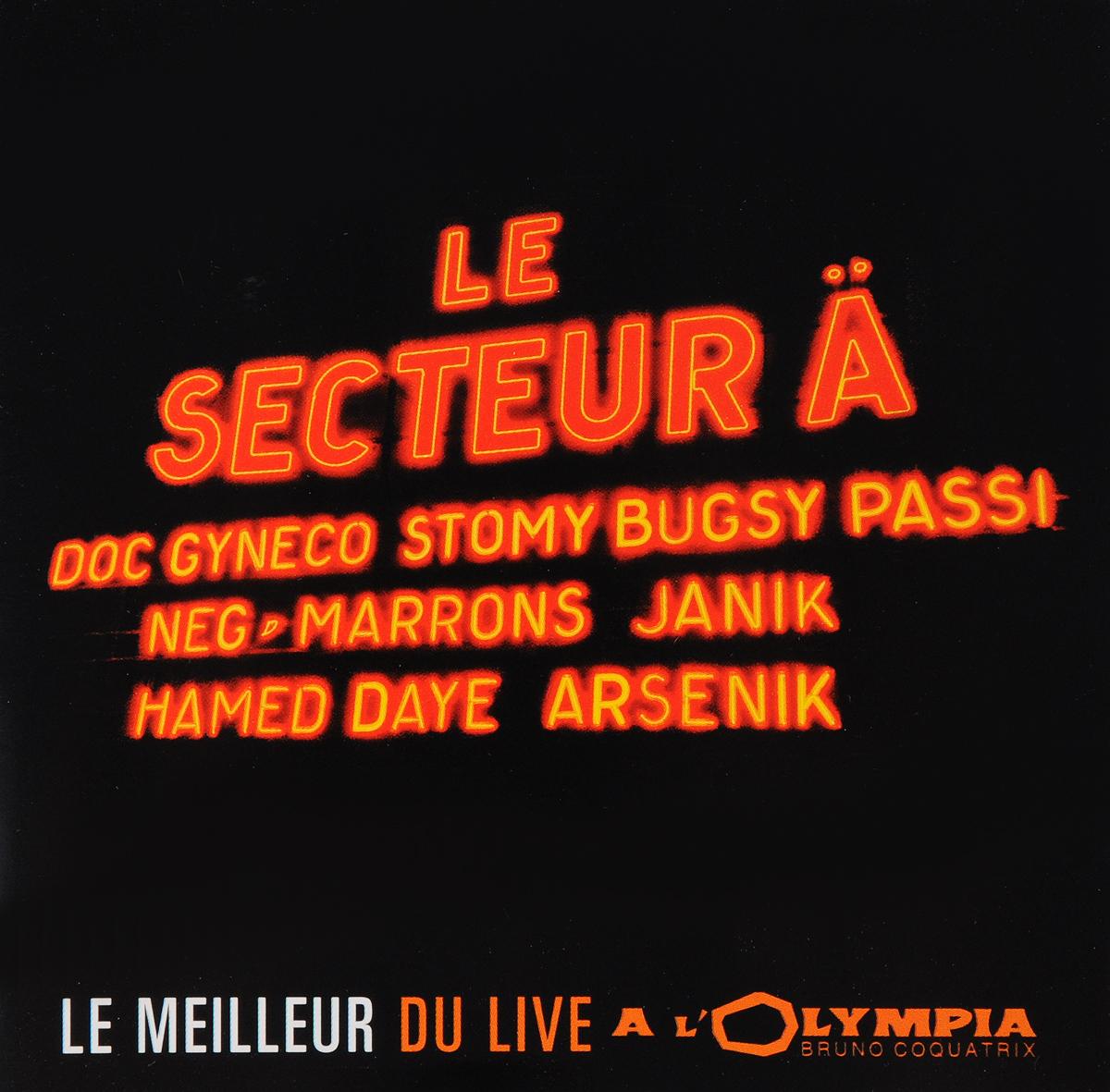 Le Meilleur Du Secteure A Live A L`Olympia