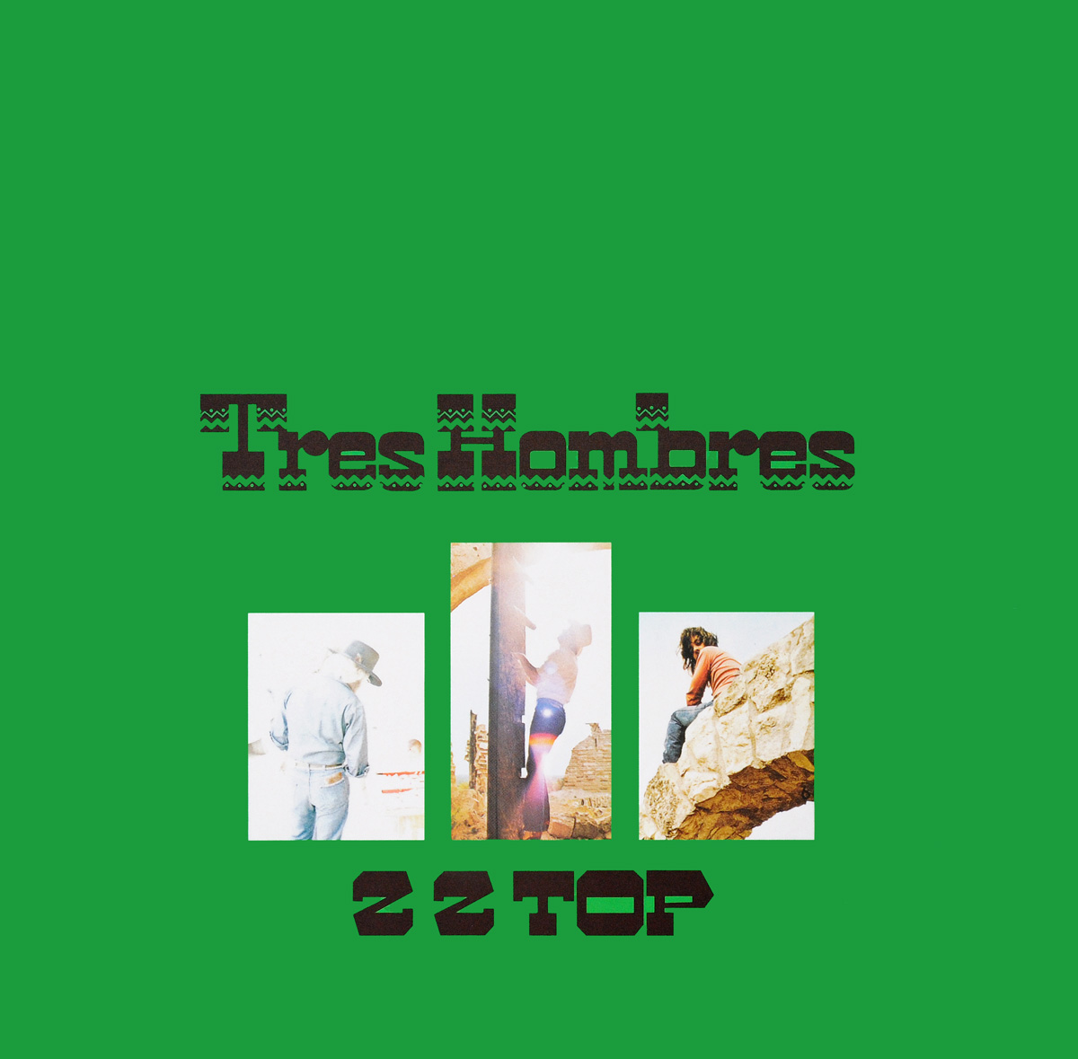 ZZ Top ZZ Top. Tres Hombres (LP) zz top zz top cinco the first five lps 5 lp