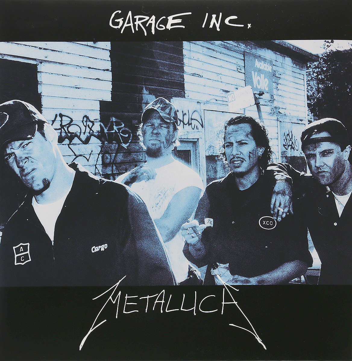 Metallica Metallica. Garage Inc. (3 LP) metallica garage inc