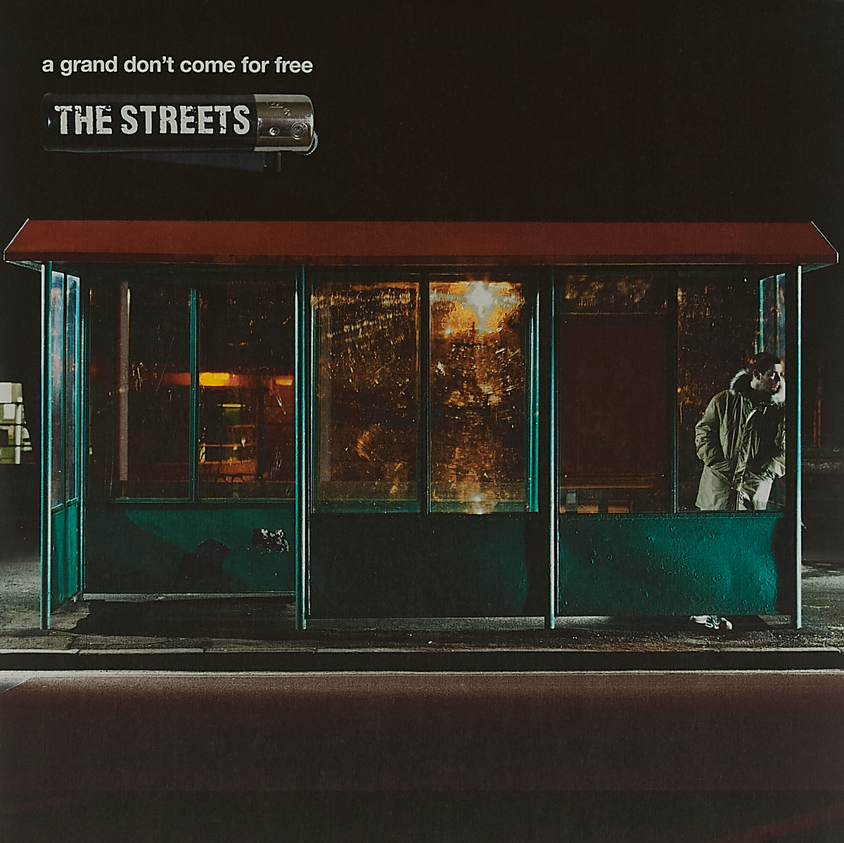 The Streets Streets. A Grand Don't Come For Free (2 LP) mean streets