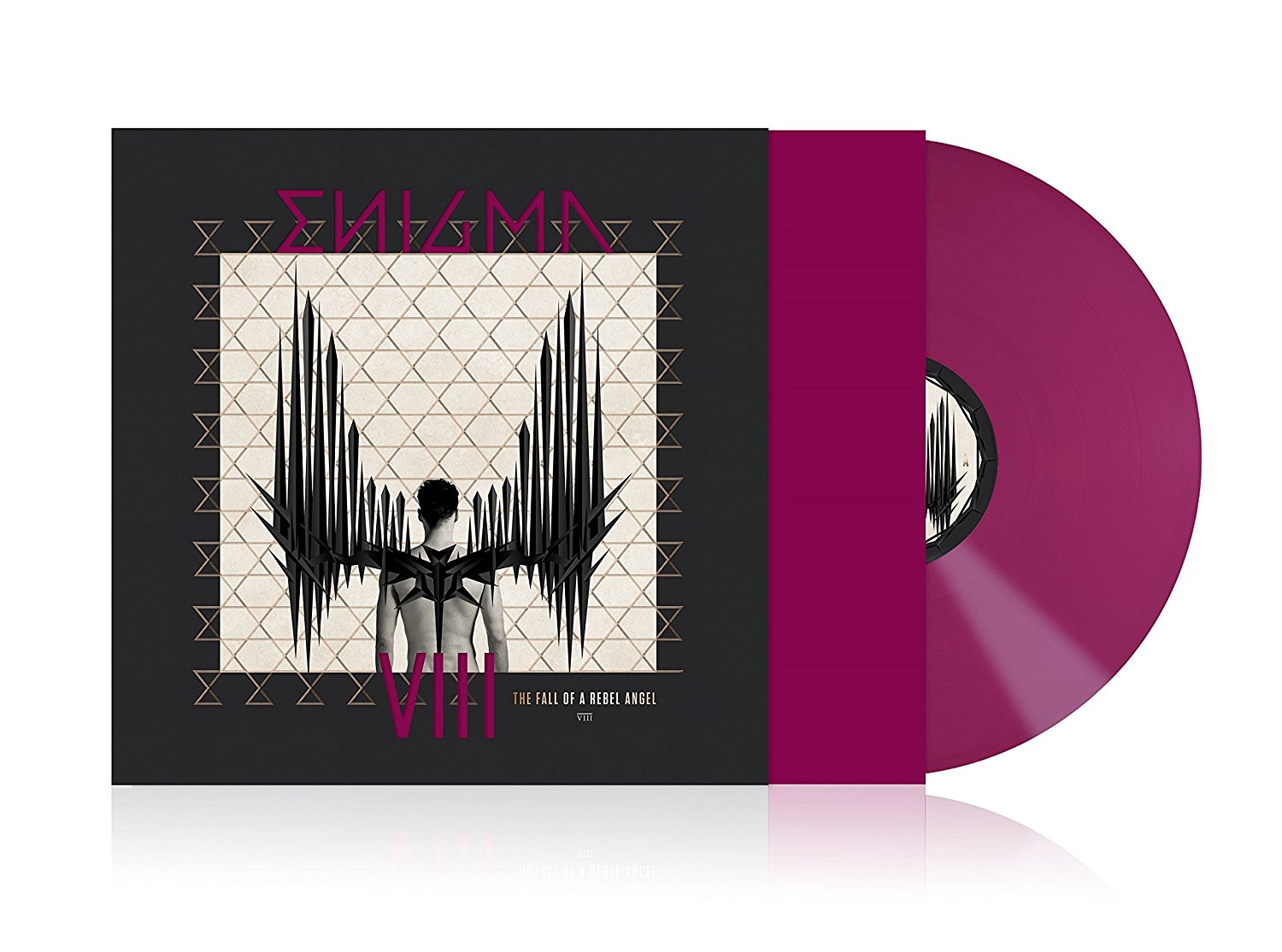 Enigma Enigma. The Fall Of A Rebel Angel (VIII) (LP) enigma enigma the platinum collection 2 cd