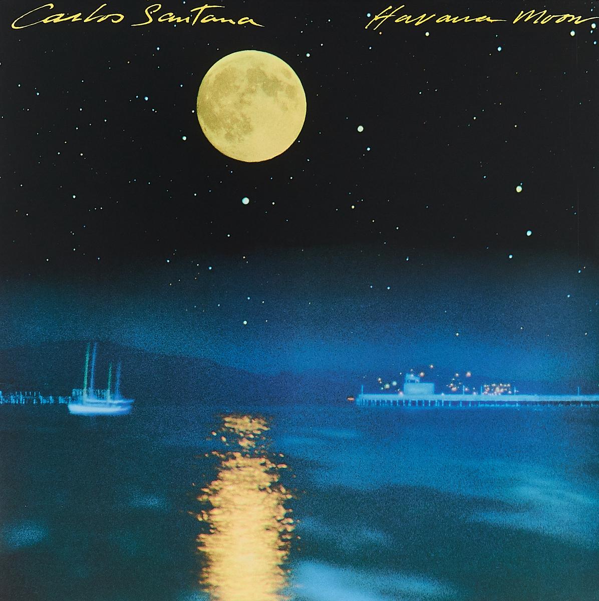 Карлос Сантана Carlos Santana. Havana Moon (LP) santana 3 2 lp