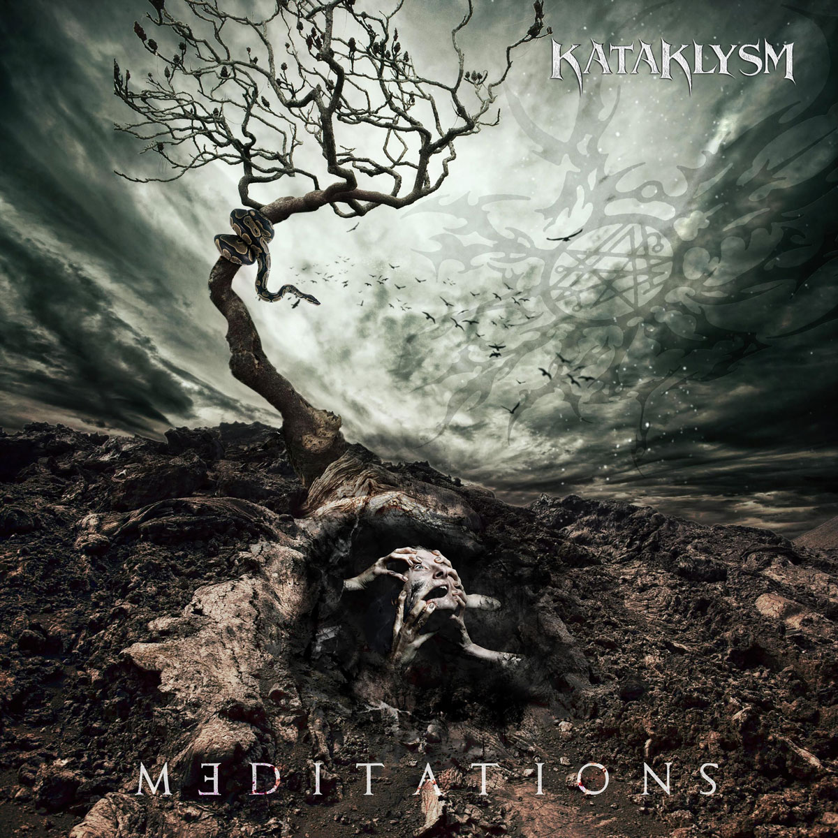 """Kataklysm"" Kataklysm. Meditations (CD+DVD)"