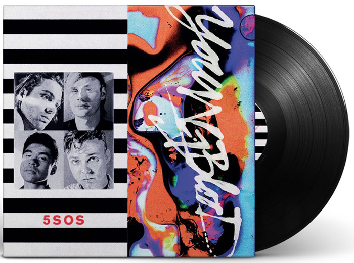5 Seconds Of Summer 5 Seconds Of Summer. Youngblood (LP) 5 seconds of summer 5 seconds of summer sounds good feels good