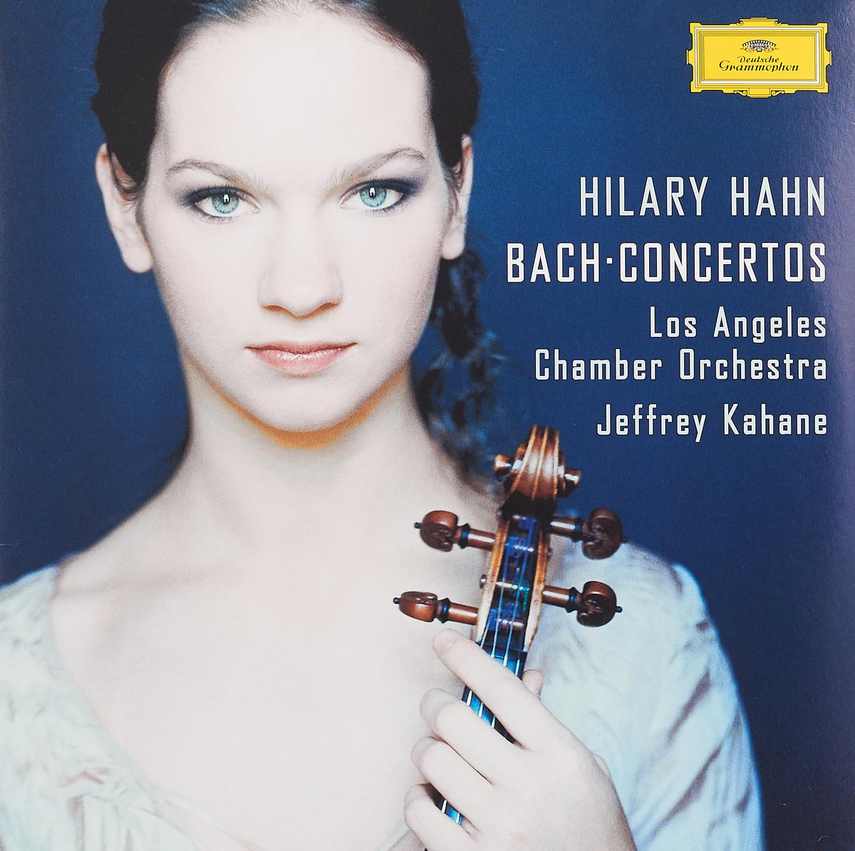 Хилари Хан Hilary Hahn. Bach. Violin Concerto No.1 & 2; Concerto For 2 Violins (LP) h harty violin concerto