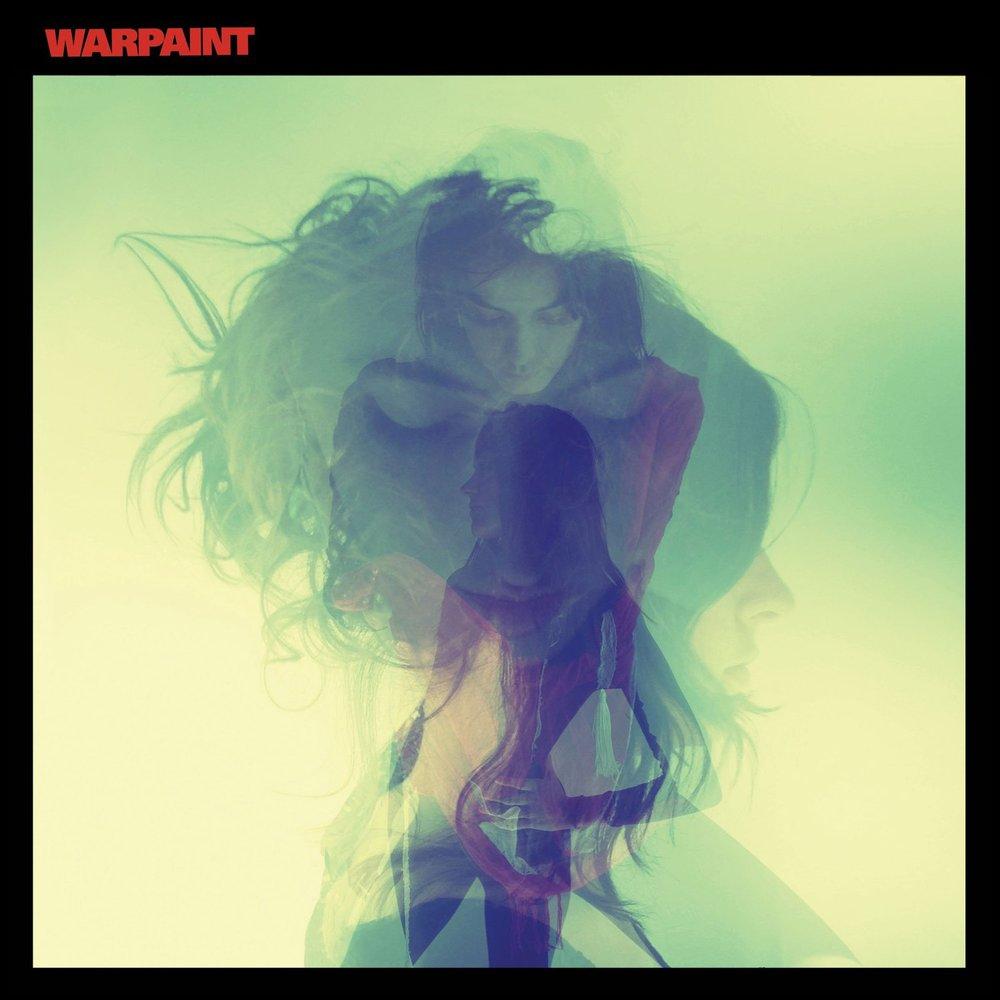 Warpaint Warpaint. Warpaint (Gatefold Cover. Side D Is Etched. Includes Mp3 Download) warpaint osaka