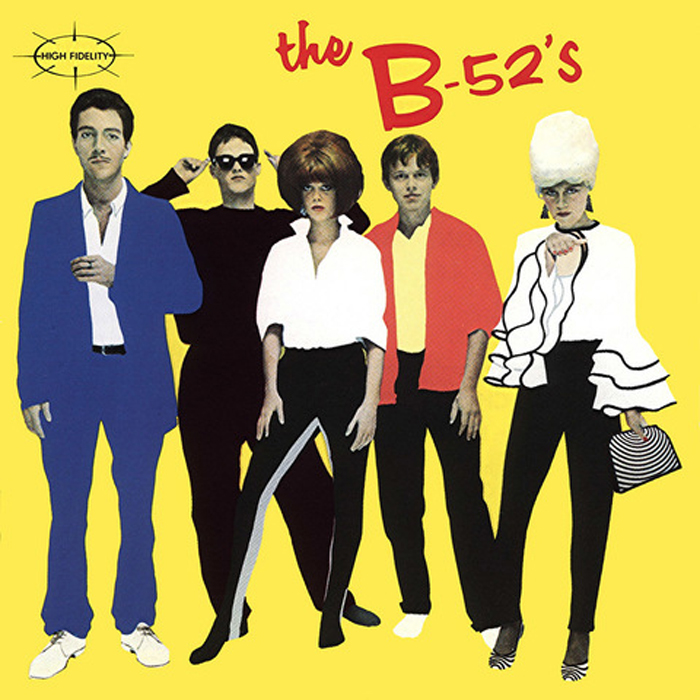 The B 52'S The B 52'S. The B 52'S (LP) b 52 3