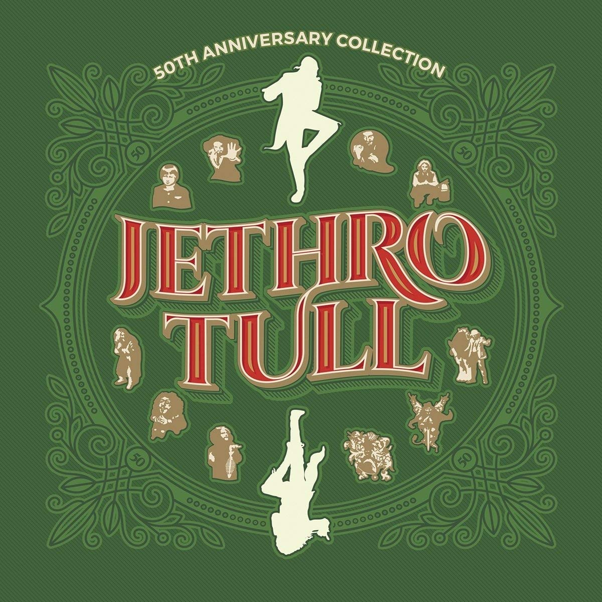 Jethro Tull Jethro Tull. 50th Anniversary Collection (LP) blackout 50th anniversary deluxe edition lp cd