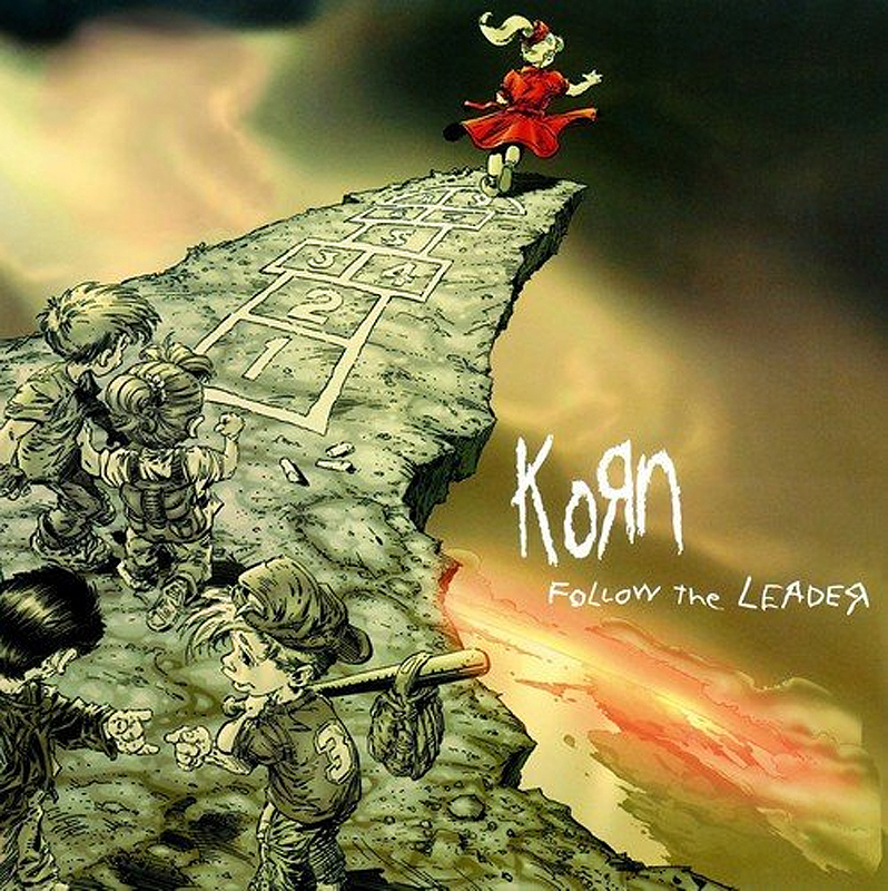 Korn Korn. Follow The Leader (2 LP) korn tilburg