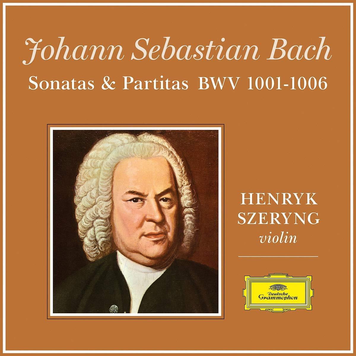 Генри Шеринг Henryk Szeryng. Bach. 6 Sonatas And Partitas For Violin Solo (LP) лара лев lara lev bach sonatas and partitas for solo violin vol 1