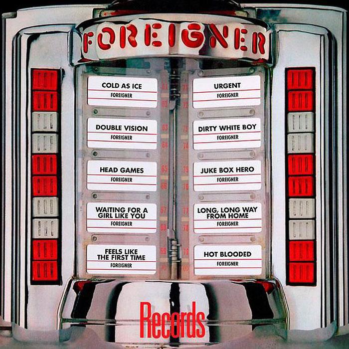 Foreigner Foreigner. Records (LP) foreigner foreigner 40