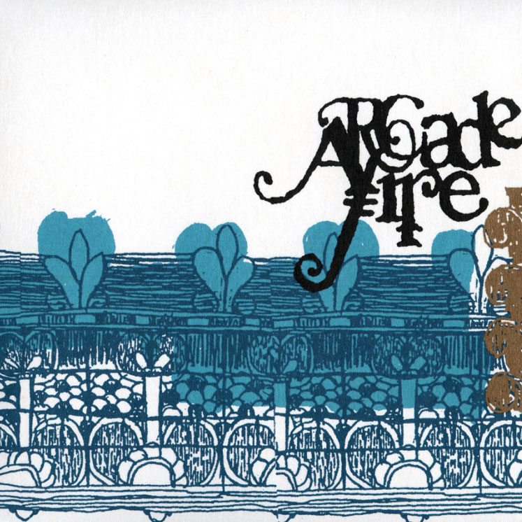 Arcade Fire Arcade Fire. Arcade Fire EP (LP) fire