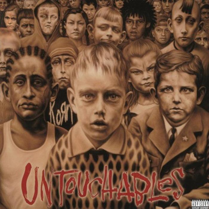 Korn Korn. Untouchables (2 LP) korn tilburg