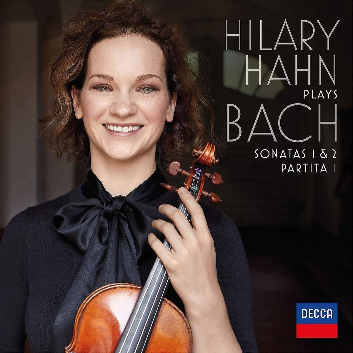 Хилари Хан Hilary Hahn. Bach: Violin Sonatas Nos. 1 & 2; Partita No. 1 (2 LP) лара лев lara lev bach sonatas and partitas for solo violin vol 1