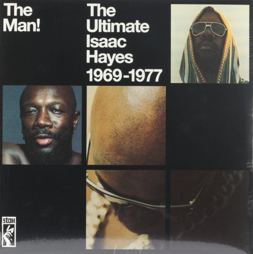 Айзек Хейс Isaac Hayes. The Man! The Ultimate Isaac Hayes (2 LP) hayes thad thad hayes the tailored interior